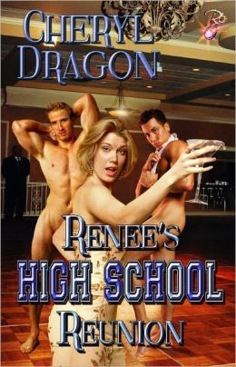 Renee's High School Reunion (Contemporary Erotic Romance, Multiple Partners, M/M/F Menage)