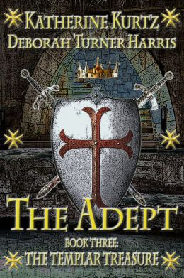 The Adept, Book Three: The Templar Treasure