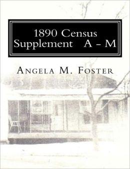 1890 Census Supplement A - M
