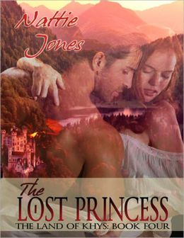 The Lost Princess: The Land of Khys Book Four