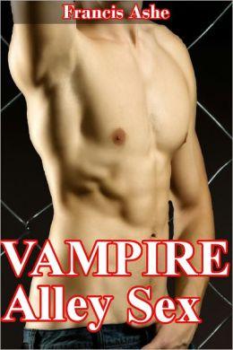 Vampire Alley Sex (M/m)