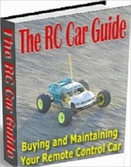 The Radio Controlled Car Guide - Made for Your Enjoyment