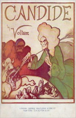 satire in voltaires novel candide Another satire of war included in candide is the bulgarians' burning of the abarian village in accordance with the rules of international law(20) voltaire also .