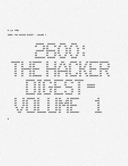 2600: The Hacker Digest - Volume 1