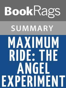 Maximum ride book 1 chapter summaries