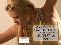 99 Cent The Mystery of Marie Roget