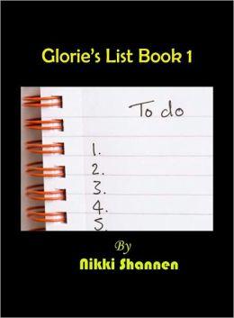 Glorie's List Book 1