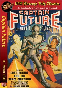 Captain Future #1 Winter 1940