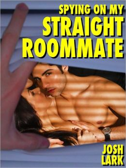 Spying on my Straight Roommate (A Bisexual MMF Voyeuristic Menage Story)