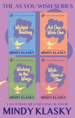 The As You Wish Series, Volumes 1-3