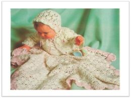 PATTERN #1512 SLEEPING BEAUTY VINTAGE KNITTING
