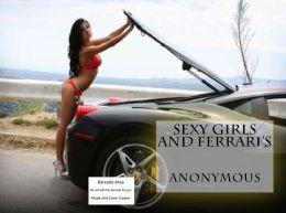 Sexy girls and Ferrari's