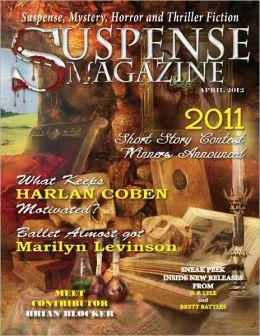 Suspense Magazine April 2012