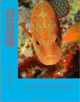 Kids Love Fish Big Photo Book
