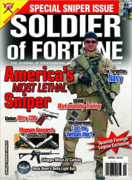 Soldier of Fortune - April 2012