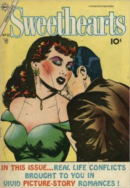 Sweethearts Number 27 Love Comic Book