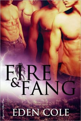 Fire and Fang [Gay Shifter Erotic Romance]