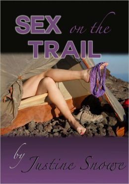 Sex On The Trail (M/F/F Menage Stranger Outdoor Erotica)