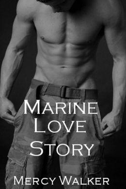 Marine Love Story: M/M Erotica