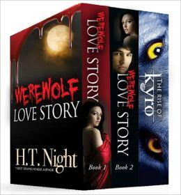H.T. Night's Werewolf Love Story Boxed Set (Three Novels)