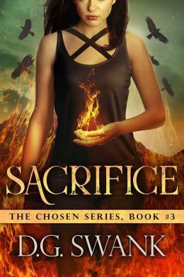 Sacrifice (The Chosen #3)