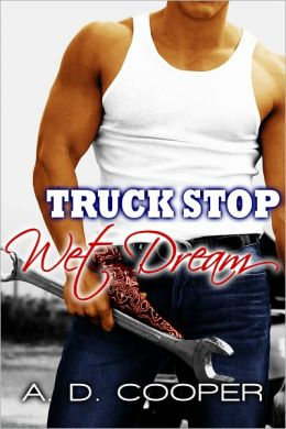 Truck Stop Wet Dream (Gay Erotic Encounters)