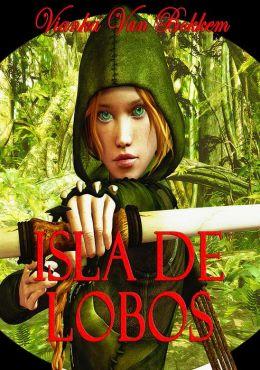 Isla de Lobos: Corriendo con la Manada (hombres lobo - lobos - romance paranormal - nook en Español)
