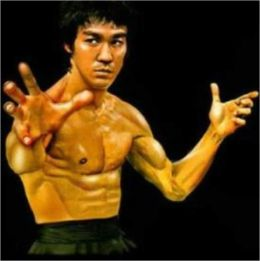 Martial Arts - 3 in 1: Bruce Lee's TRAINING SECRET, Speed Training and Strength Training - A good fighter is one who can hit his opponent quicker, harder, without much perceptible effort, and yet avoid being hit.