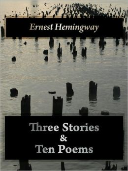 Three Stories and Ten Poems [With ATOC]