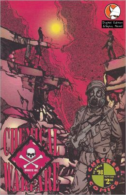 Chemical Warfare #1-3 (Comic Book BUNDLE)