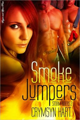 Smoke Jumpers [Menage Erotic Romance]
