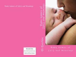 NOOK Kids: Baby Names of 2012 and Meanings
