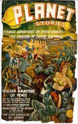 The Golden Amazons of Venus: A Science Fiction, Post 1930 Classic By John Murray Reynolds! AAA+++