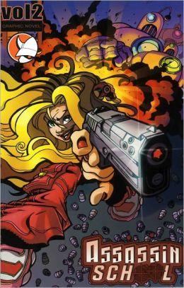 Assassin School Vol. 2 (Graphic Novel)