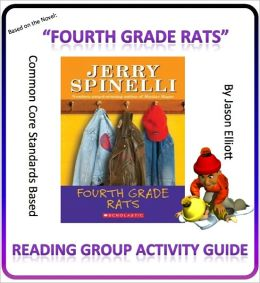 Fourth Grade Rats Reading Group Activity Guide