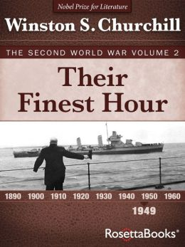 Their Finest Hour: The Second World War, Volume 2