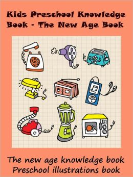 Kids Preschool Book : Preschool Knowledge Book