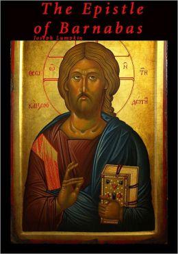 Epistle of Barnabas