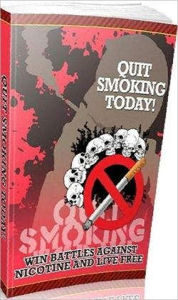 eBook about Quit Smoking Today - Win battles against nicotine !