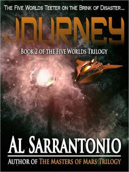 JOURNEY - Book II of the Five Worlds Trilogy