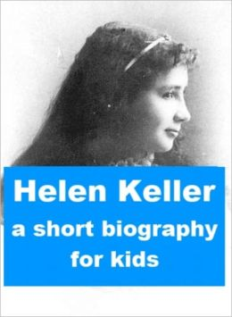 helen keller book report summary