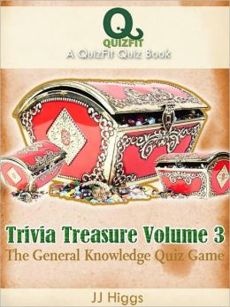 Trivia Treasure Volume 3: The General Knowledge Quiz Game
