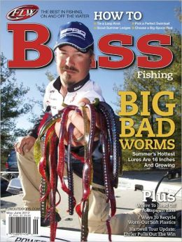 FLW Bass Fishing Issue 84