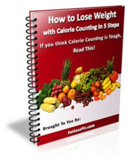 How To Lose Weight With Calorie Counting In Five Simple Steps