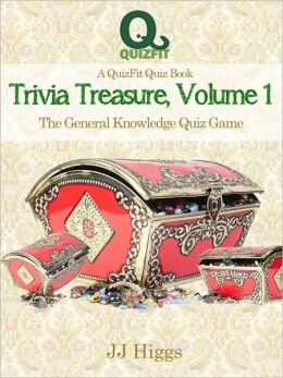 Trivia Treasure Volume 1: The General Knowledge Quiz Game