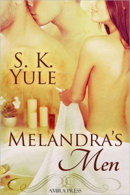 Melandra's Men [Menage Erotic Romance]