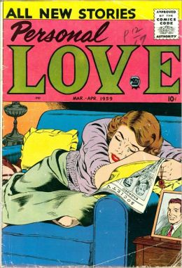 Personal Love Number 4 Love Comic Book