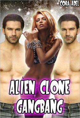 Alien Clone Gangbang