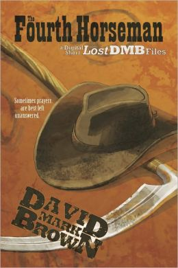 The Fourth Horseman (Lost DMB Files #43)