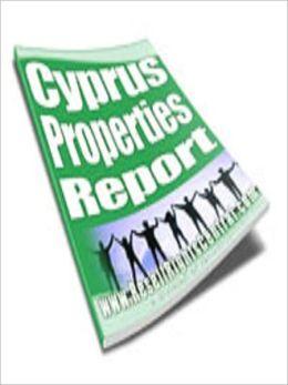 Cyprus Properties Report